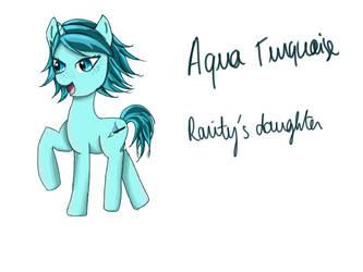 Aqua Turquoise by Neutch