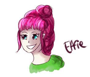 Effie Trinket by Neutch