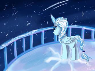 My Little Frozen : Elsa by Neutch