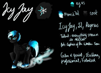 Reference Icy Jay by Neutch