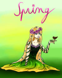ROTG : Kore - Spirit of Spring