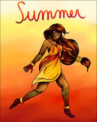 ROTG : Solaya - Spirit of Summer by Neutch