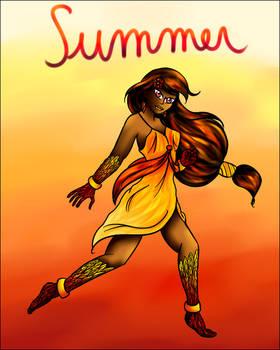 ROTG : Solaya - Spirit of Summer