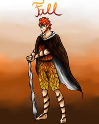 ROTG : Sir Rodan - Spirit of Fall by Neutch