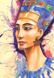 Nefertiti by LauraIBC