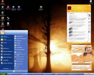 Riksruin Desktop by riksruin