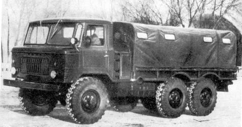GAZ-34 by MADMAX6391