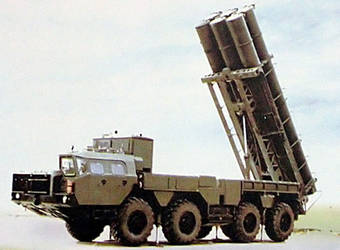 Propelled rocket complex RC-55 by MADMAX6391