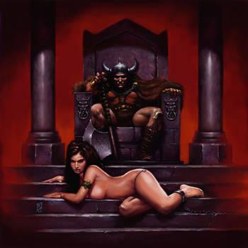 Orjatar or Slavegirl