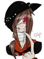 MALE Witch oc by Lokymew
