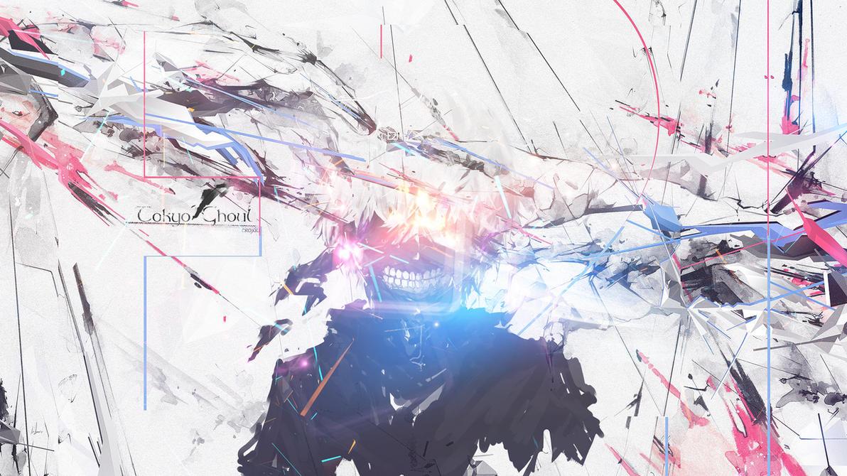 Tokyo Ghoul wallpaper by Croxiu on DeviantArt