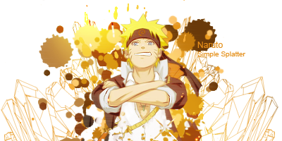 Pipexxgfx Rank 29/06/2011 :B Naruto__simple_splatter_by_pipexxgfx-d3k04te