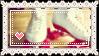 Roller Skates Stamp