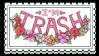 I'm Trash Stamp by sleepypuqs