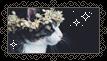 Flowercrown Kitty Stamp