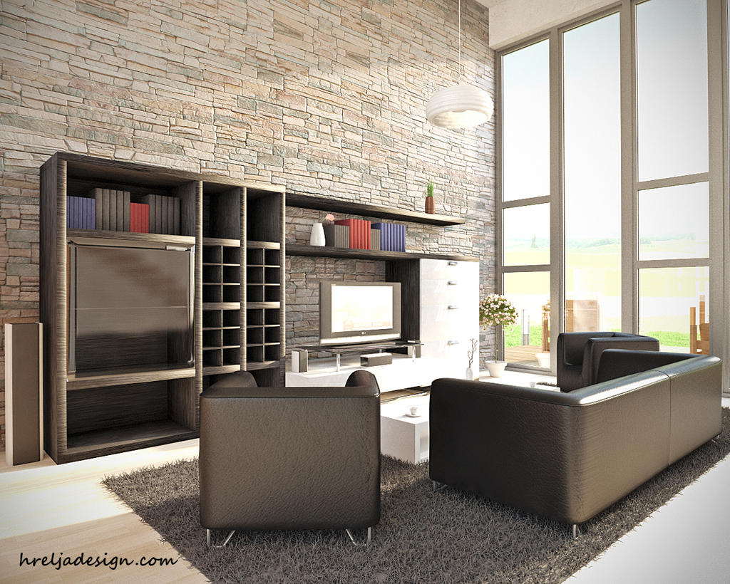 Project 01 Living Room