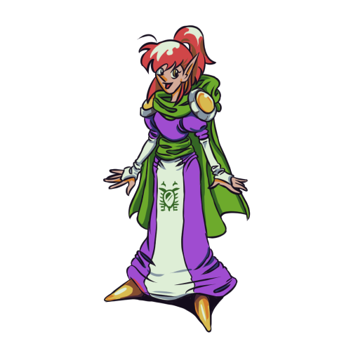 Tao from Shining Force by richtaur