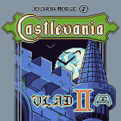 Castlevania: Vlad 2 (album cover) by richtaur