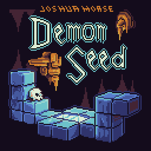 Demon Seed album cover art by richtaur