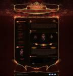 Princearmory Website