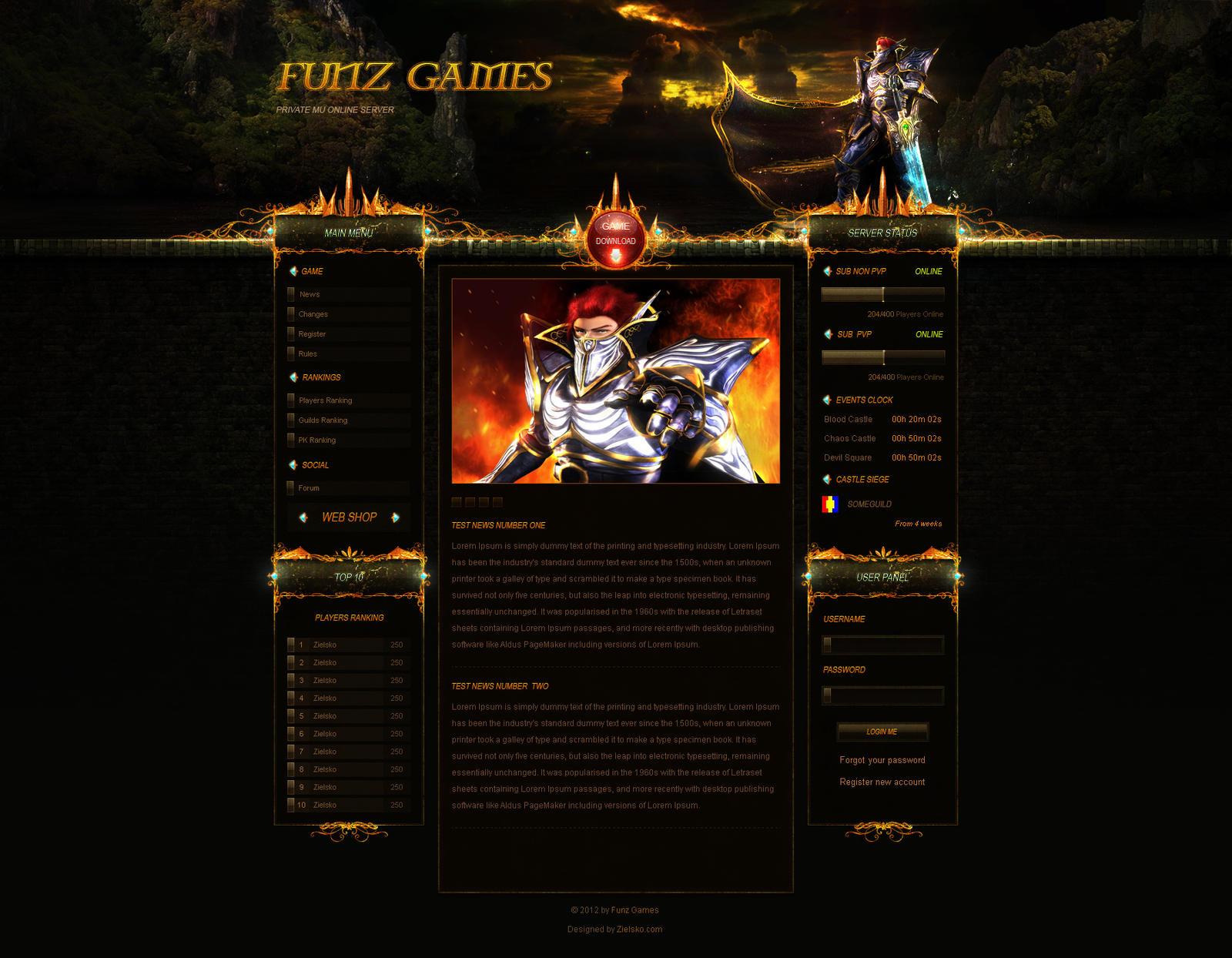 Funz Games by MrZielsko
