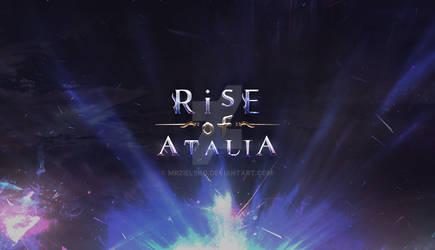 Rise of Atalia - Logo