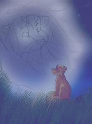 Under The Stars by YukiShuiski