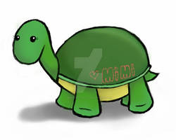 Mimi the turtle