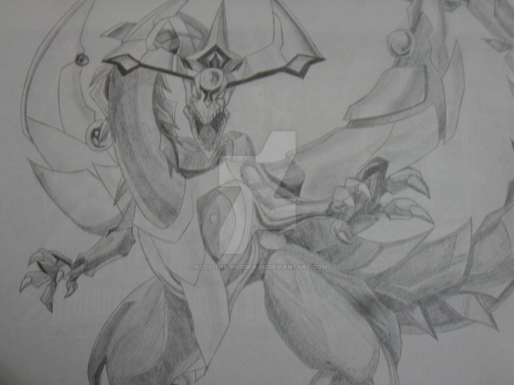 Odd-Eyes Pendulum Dragon by Neos-The-Hedgehog