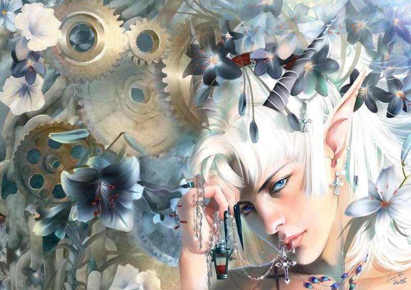 The Enchanter by liaf