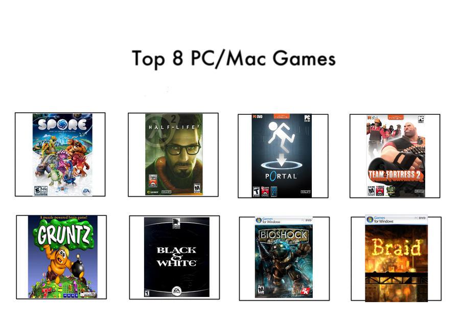 top mac games