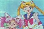 Sailor Mini Moon and Sailor Moon (HDR)