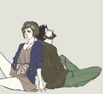 Benjamin and Talora
