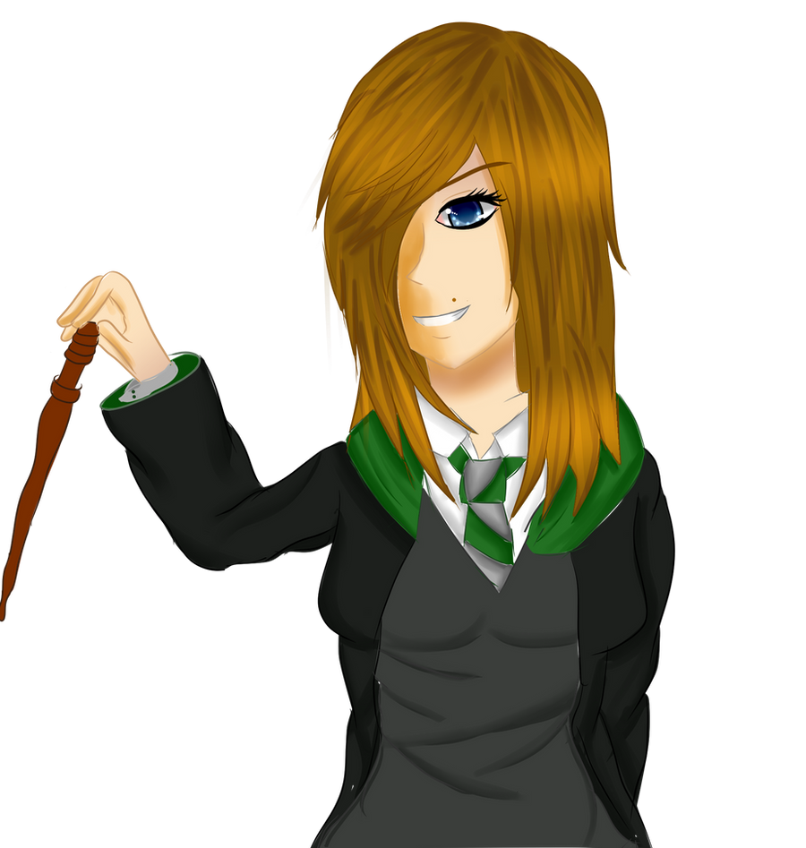 ID- Slytherin by BlackKissu