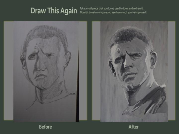 Drawn again by artifexus