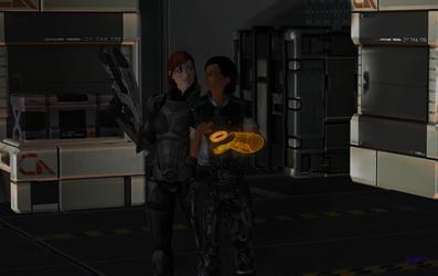 Pre-mission by Syreia