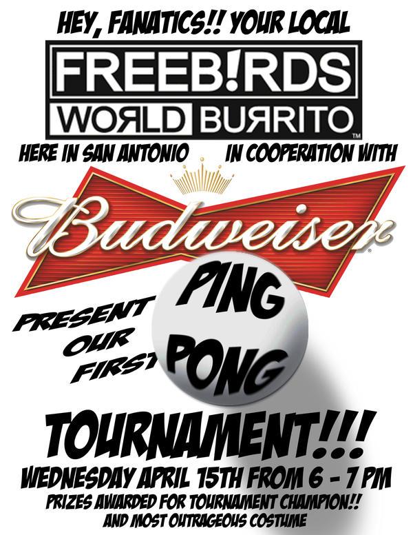 Freebirds Flyer 2 by Berbs42