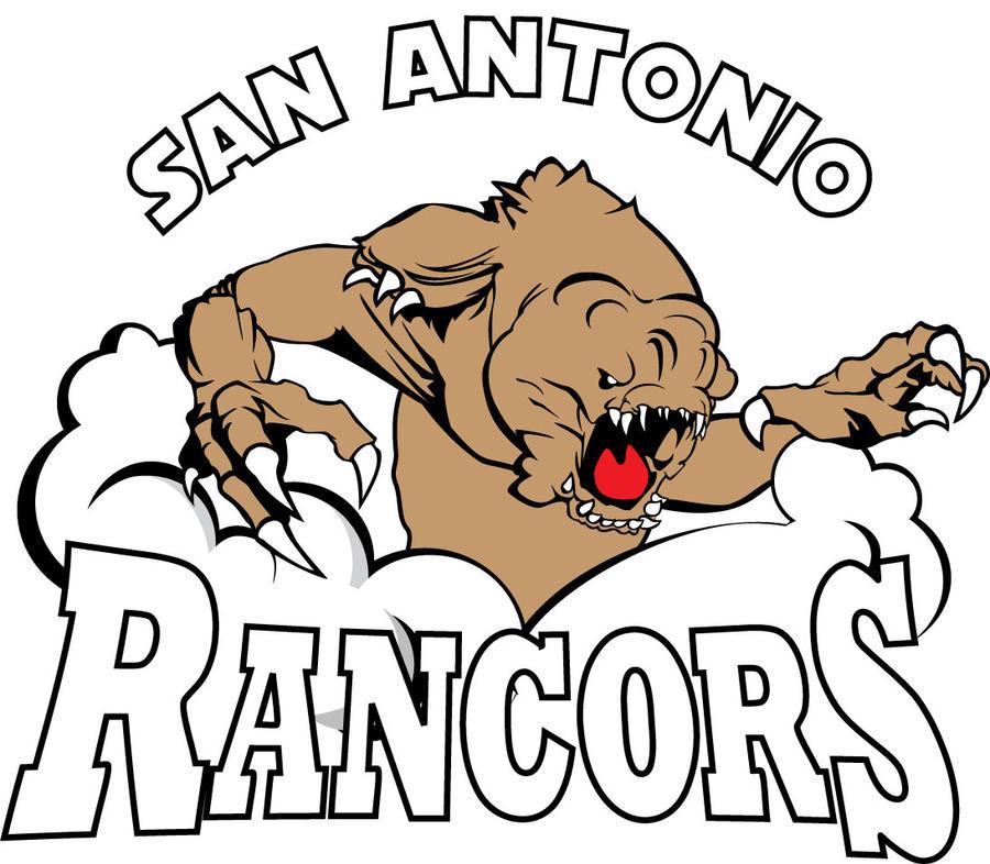 SA Rampage / San Antonio Rancors (rejected idea) by Berbs42