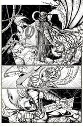 Moon Knight vs Typhoid Mary