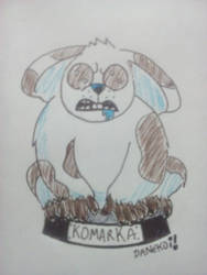 Toy Komarka by DaneKoi