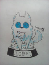 Toy Loba by DaneKoi