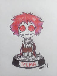 Toy Telma by DaneKoi