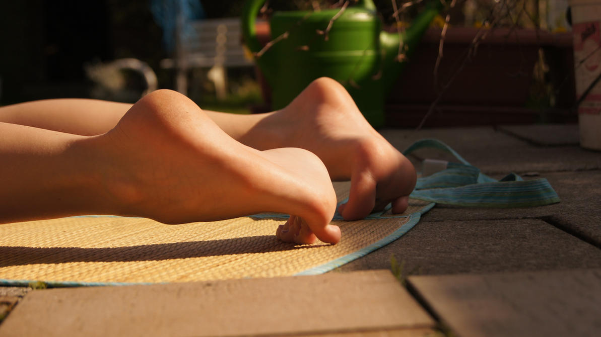 afternoon sun by feet-me-jelisa-rose