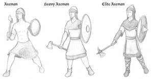 Axemen - Age of Empires 2