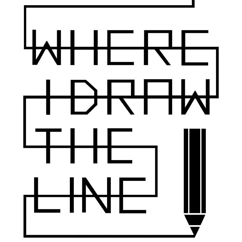 WIDTL - facebook logo by WhereIDrawTheLine