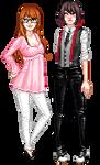 Sigi and Elisa