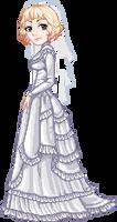 Bride by mariblackheart