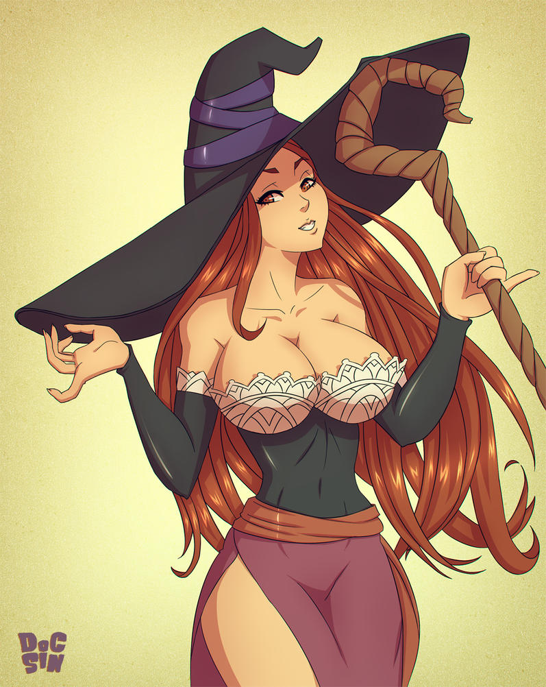 Dragon's Crown: Sorceress by DocSinistar