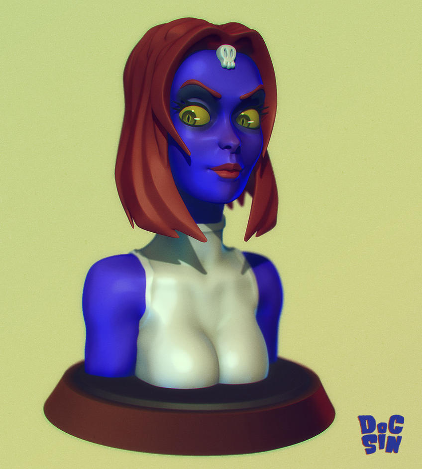 Mystique by DocSinistar
