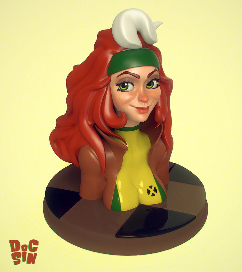Rogue by DocSinistar